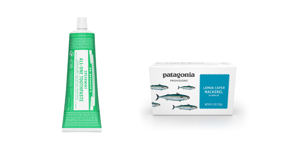 Dr. Bronner's Patagonia Provisions