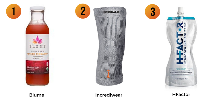 Blume, Incrediwear, HFactor