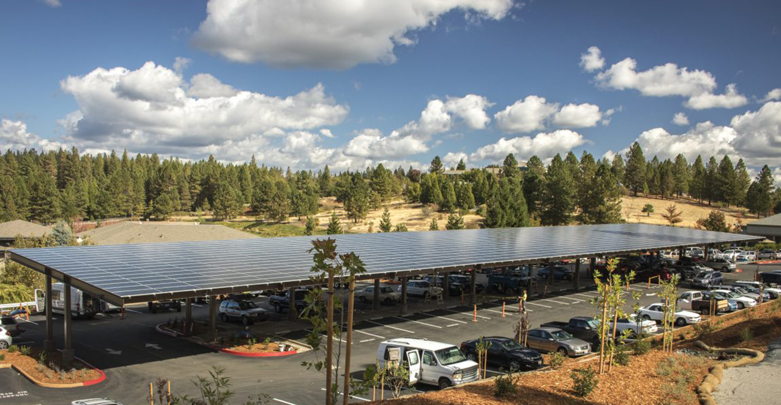 BriarPatch Food Co-op in Grass Valley, California, has been at the solar practice since 2016