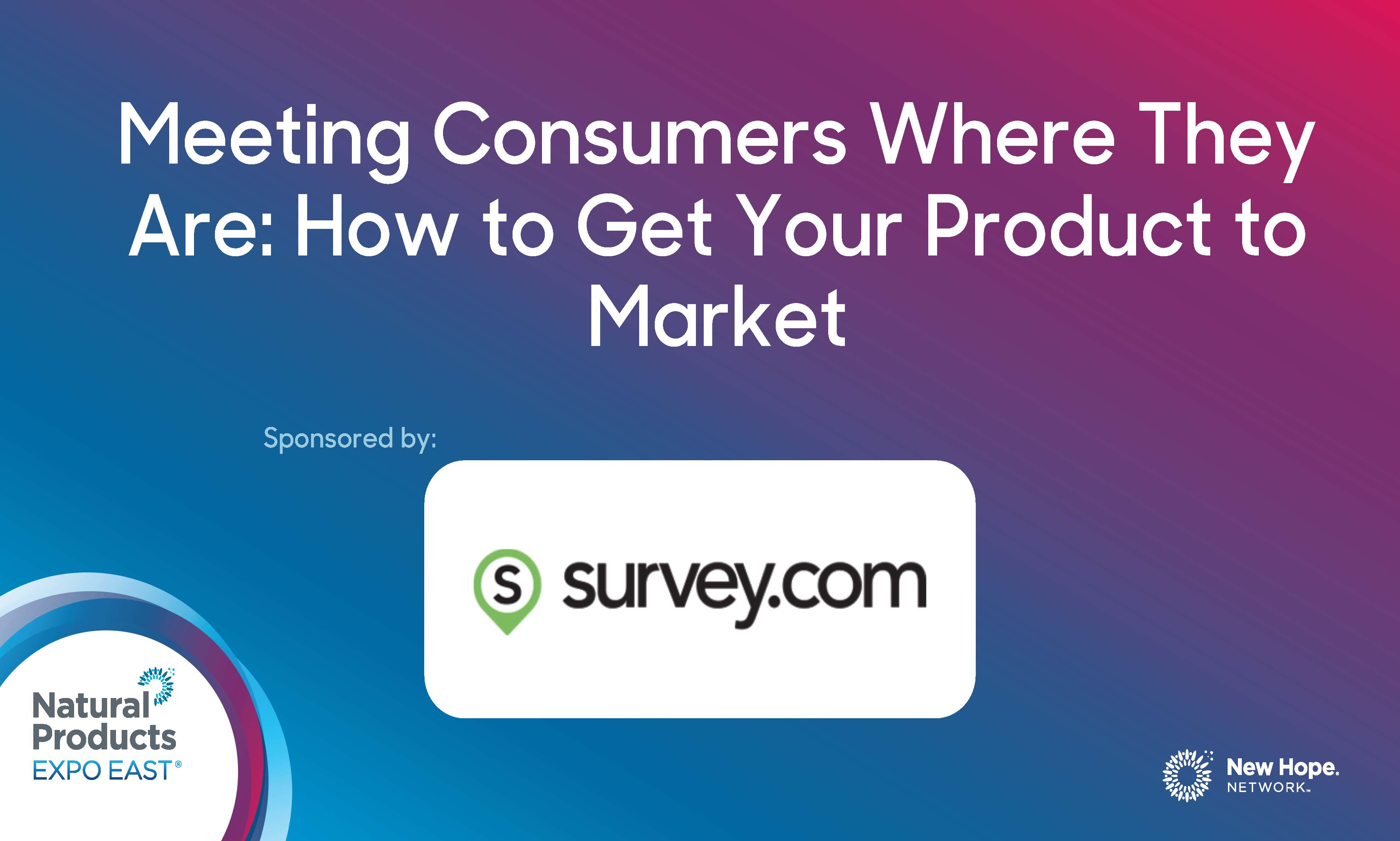 Expo East 2019 Meeting Consumers Slides