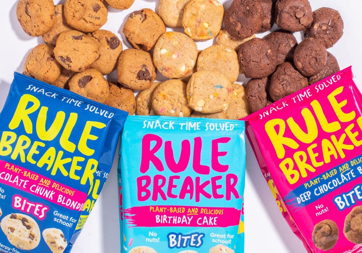 rule breaker bites cookies