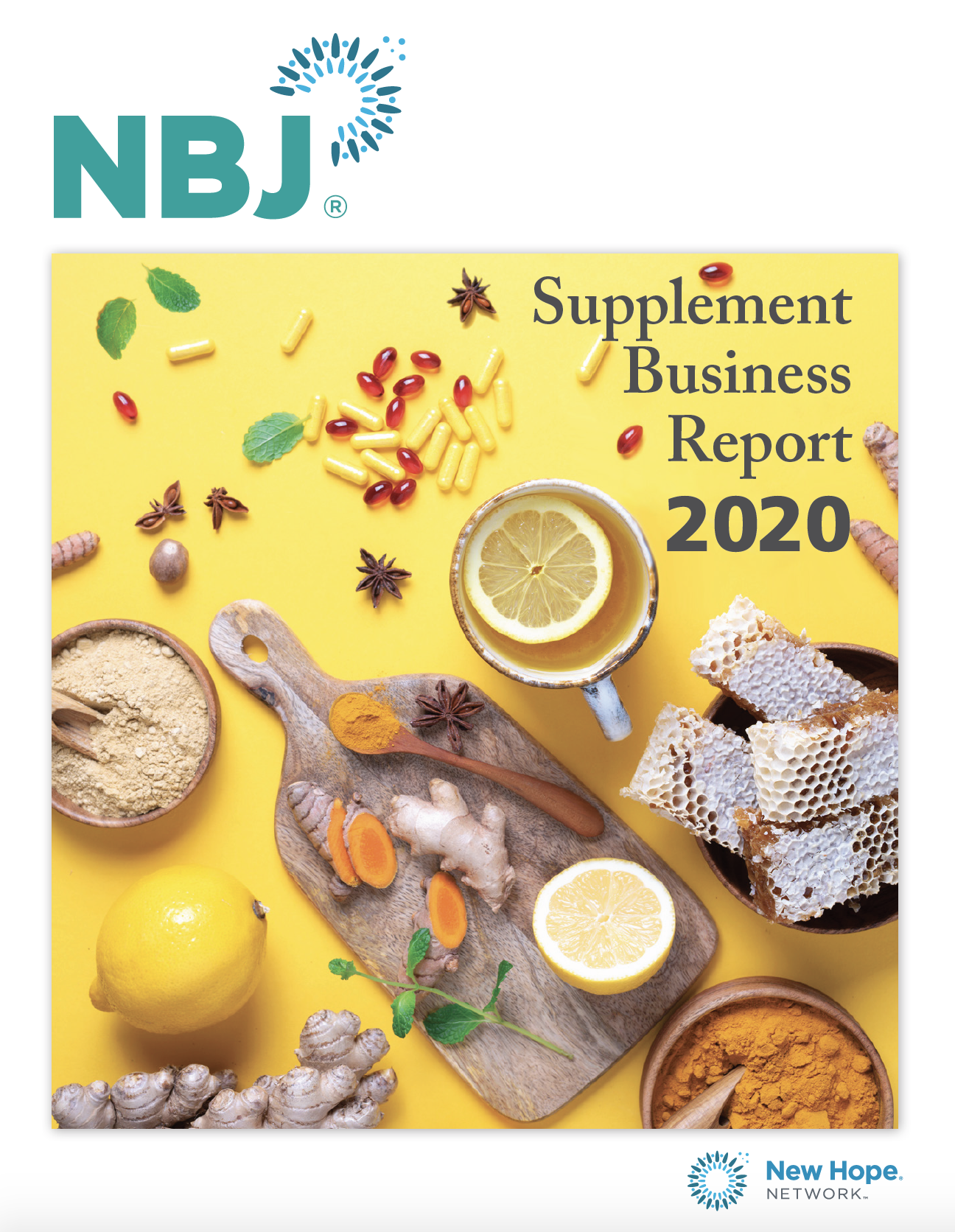 supplement business report nbj cover