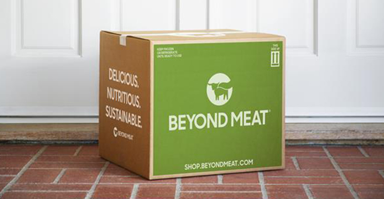 Beyond Meat begins direct-to-consumer sales with new e-commerce site