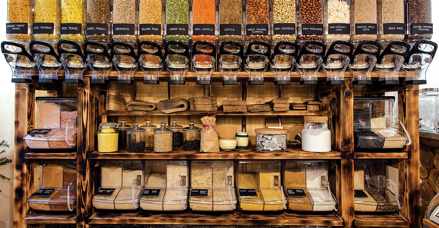 New zero-waste stores are on the rise as Americans wake up to the problem with plastic.