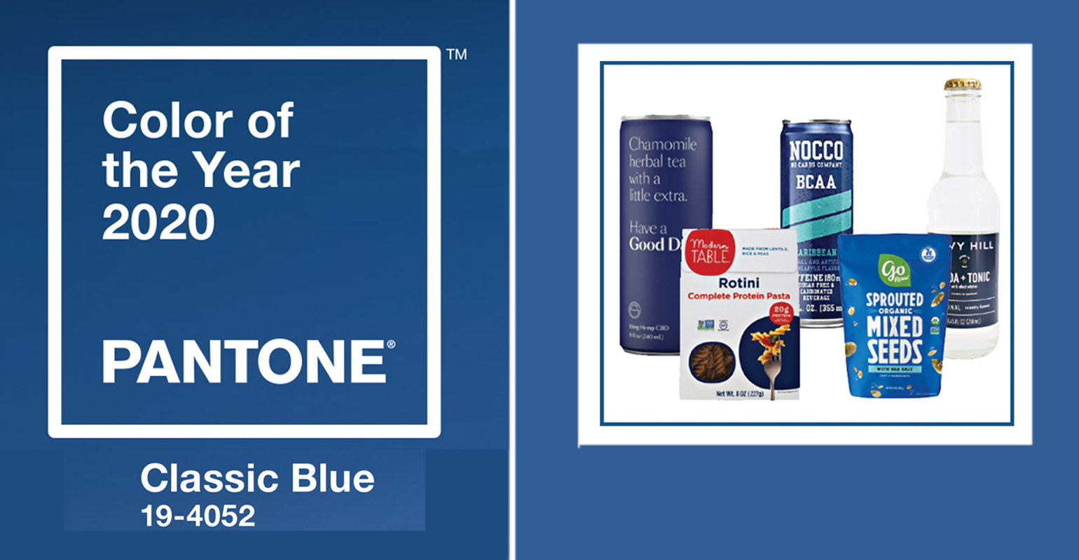 "According to Pantone, classic blue is ""elegant in its simplicity."" Color of the Year 2020"