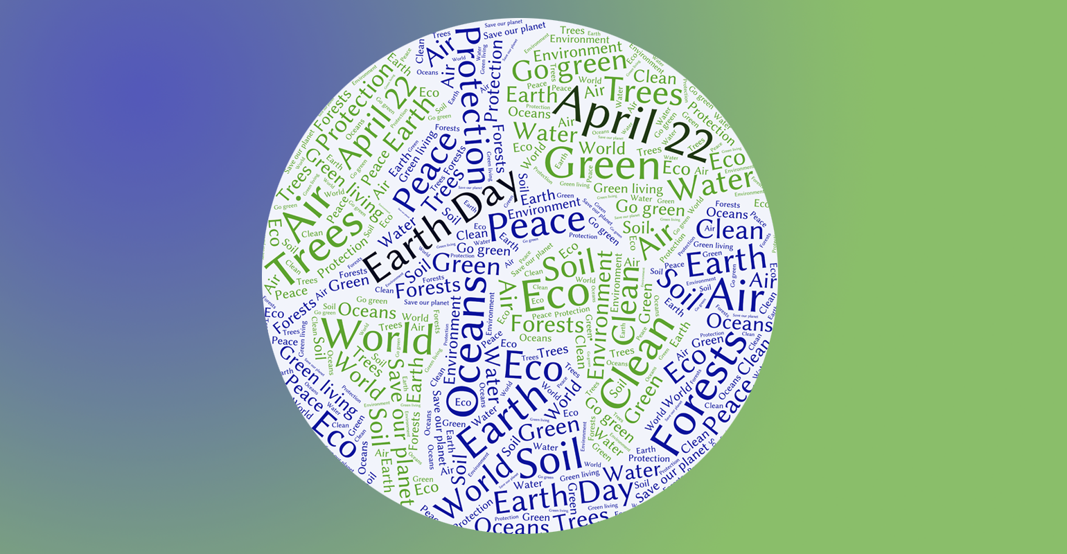 Happy 50th anniversary, Earth Day