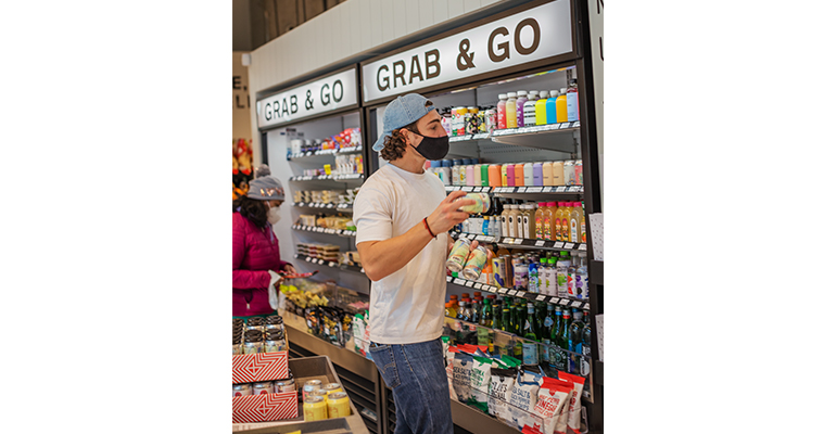 Melding digital and experiential for maximum convenience