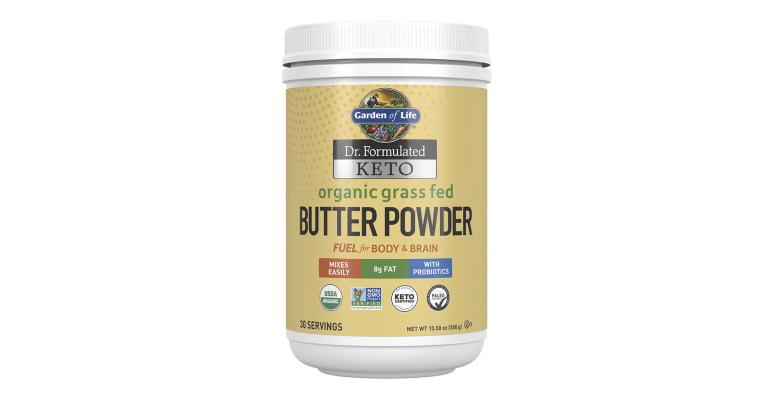 Capture keto eaters with supplements