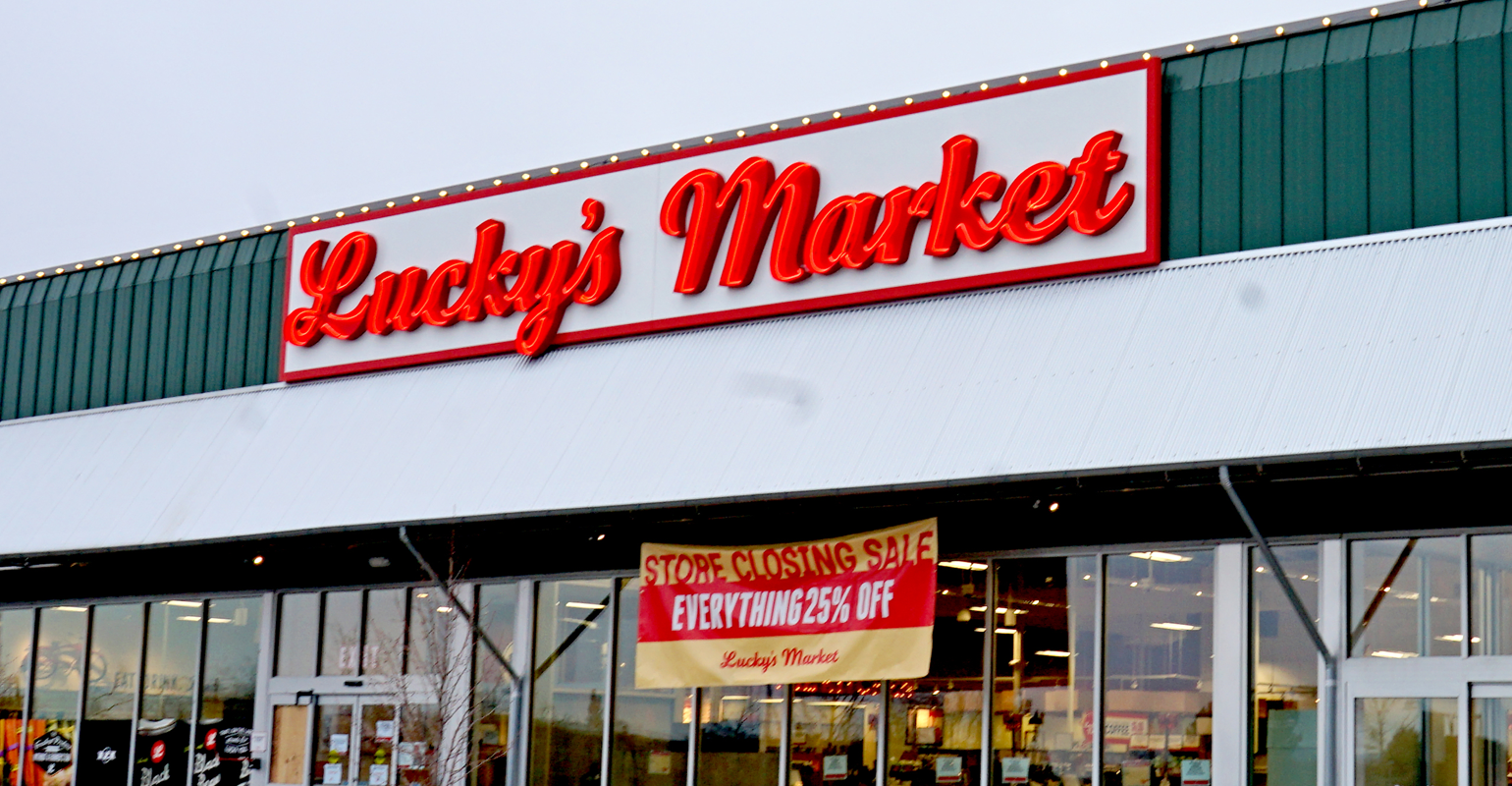 Boulder, Colorado-based Lucky's Market closed nearly all its stores in January 2020