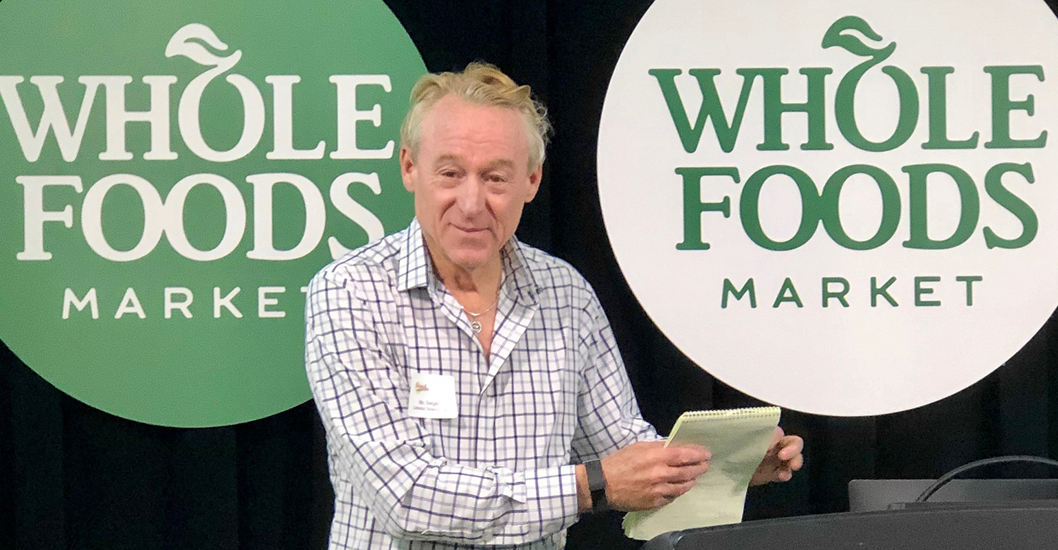 Mo Seigel, former Whole Foods board member, 5-2-19, Steven Hoffman