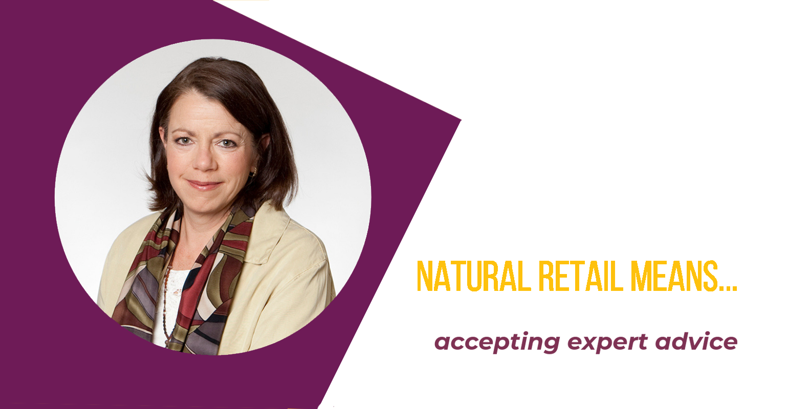 Corinne Shindelar, president and CEO of the Independent Natural Food Retailers Association