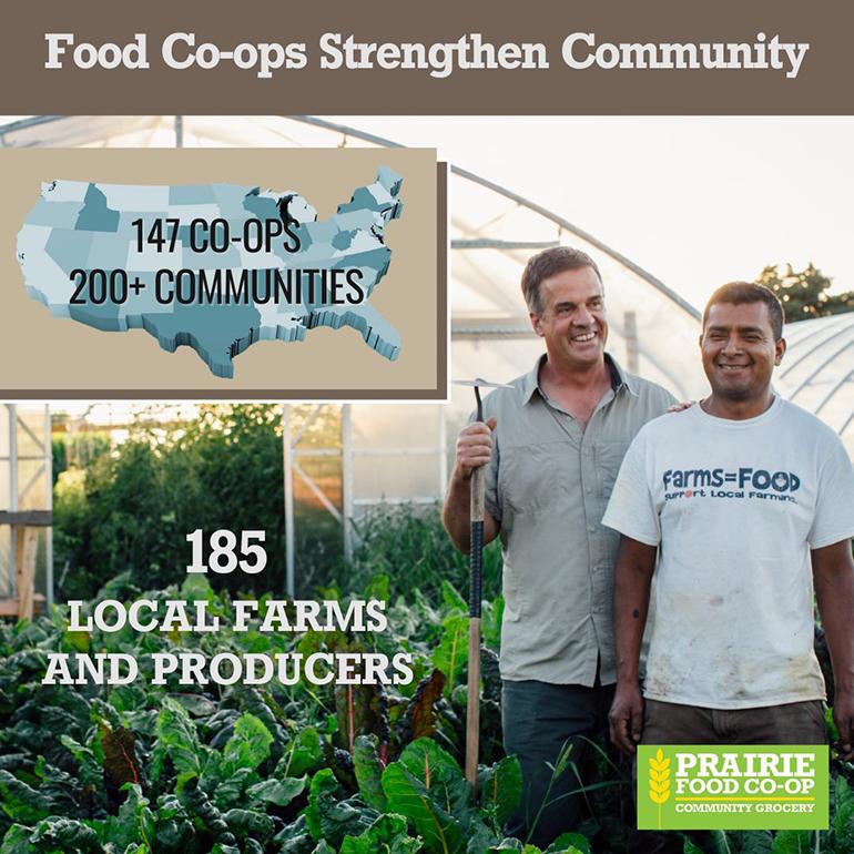 prairie food co-op farmers