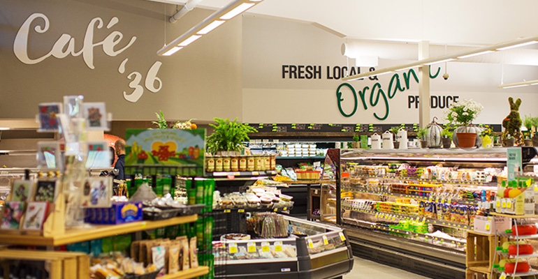 Sawall Health Foods earns Retailer of the Year with focus on customers
