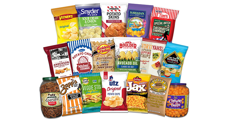 How to run a family—and public—business Utz Quality Foods