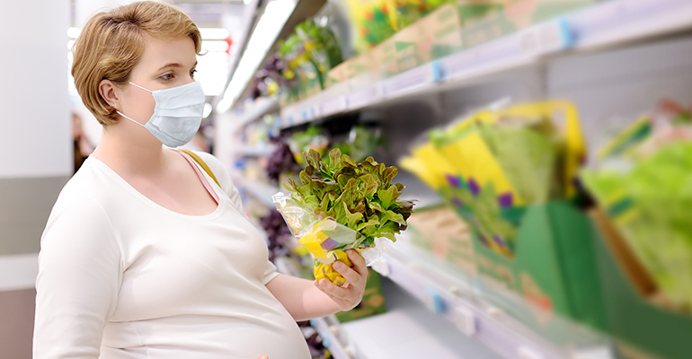Coronavirus-related supply shortages, prices and 'contactless' shopping concern retailers