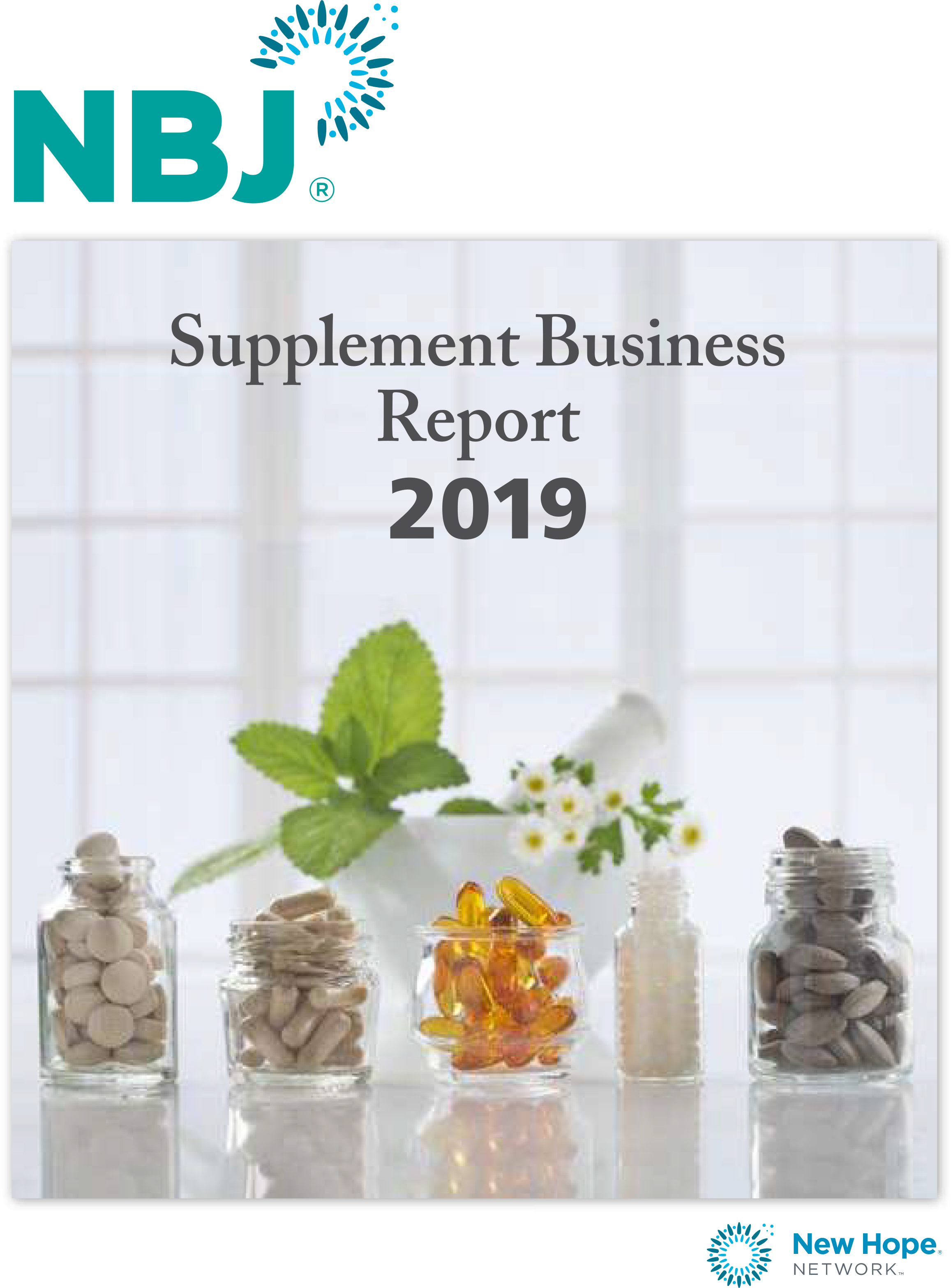 NBJ Supplement Business Report cover