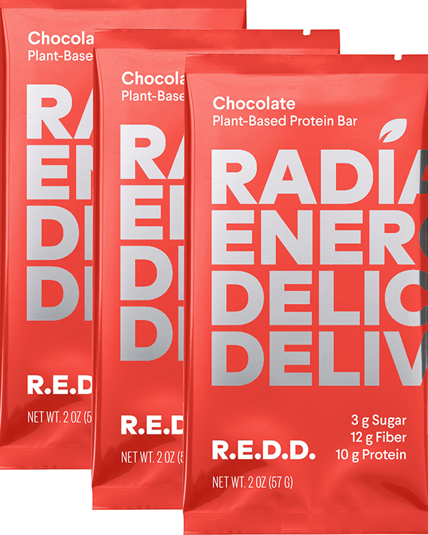 Redd Bar refreshes its taste, ingredients and packaging