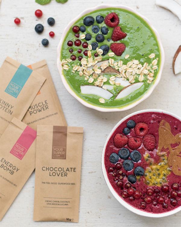 Your Super superfood mixes