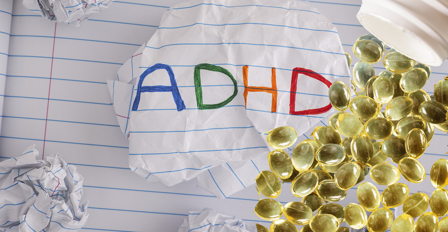 Study: Personalized treatment with omega-3s might help children with ADHD