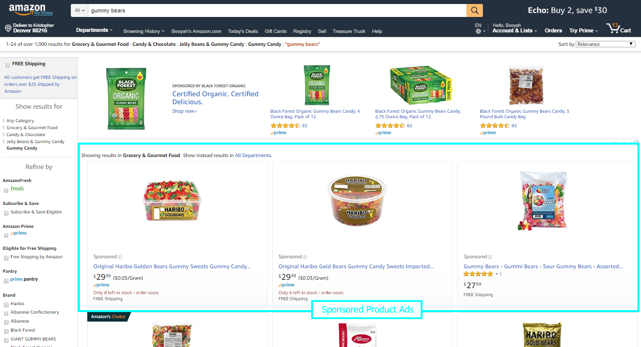 How to use advertising to crush your Amazon goals | New Hope