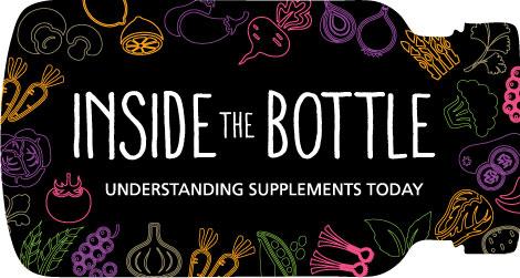 Inside the Bottle supplement series logo