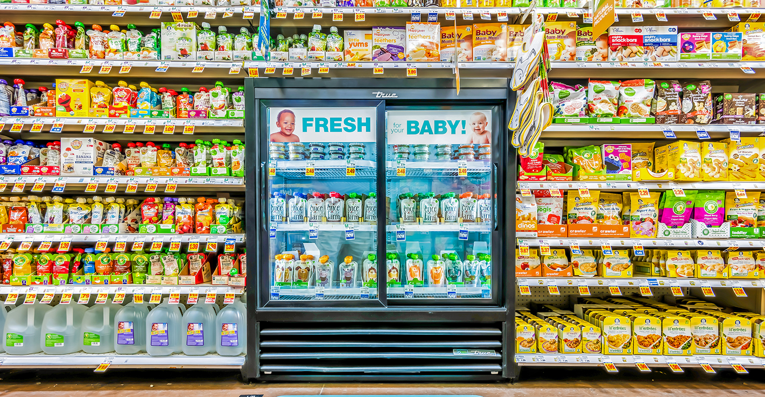 How Kroger Is Keeping Up Its Laser Focus On Health And