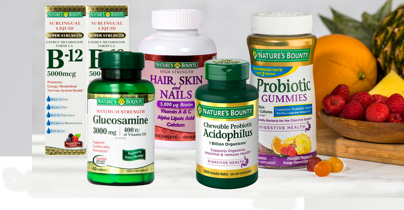 Kkr Purchases Majority Of Supplements Maker The Nature U0026 39 S Bounty Co