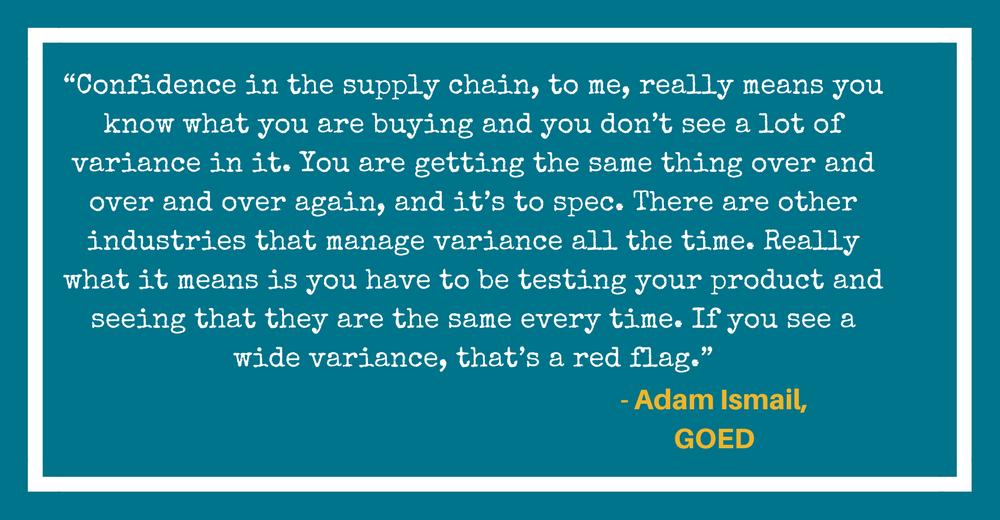 Adam Ismail quote