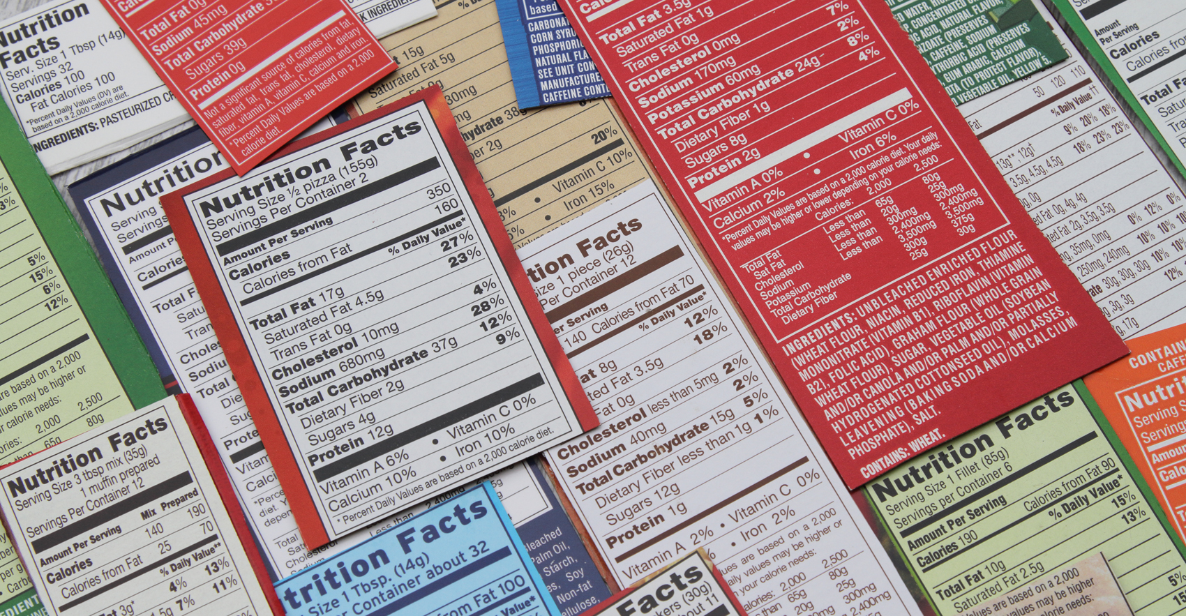 Food labels have positive but limited effect on consumers' food choices
