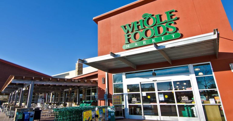 5@5: Whole Foods cashierless organic christmas trees | New ...