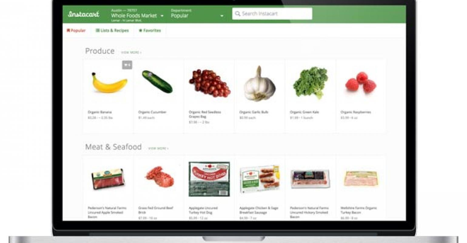 Does Instacart deliver $2 billion in value to customers
