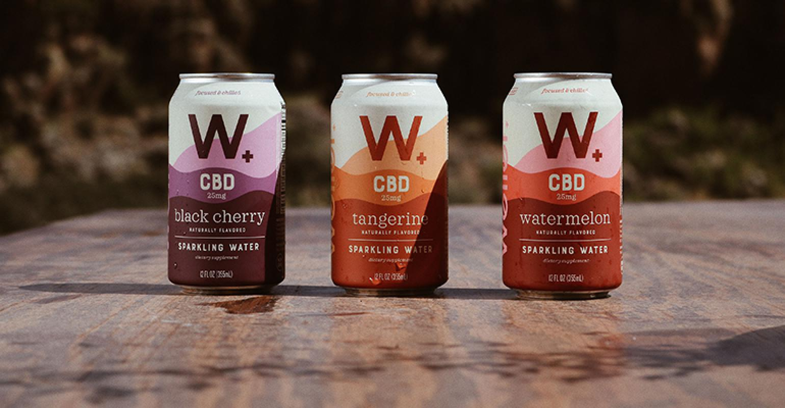 Weller makes it a snap to snack and sip on CBD | New Hope Network