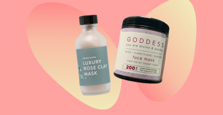 natural face mask unboxed personal care