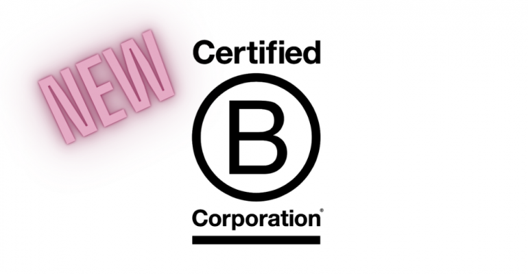 companies new to the Certified B Corp family