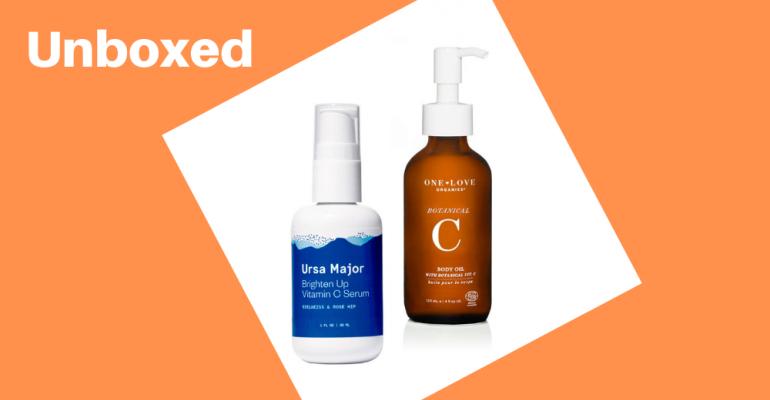 unboxed vitamin c skin care