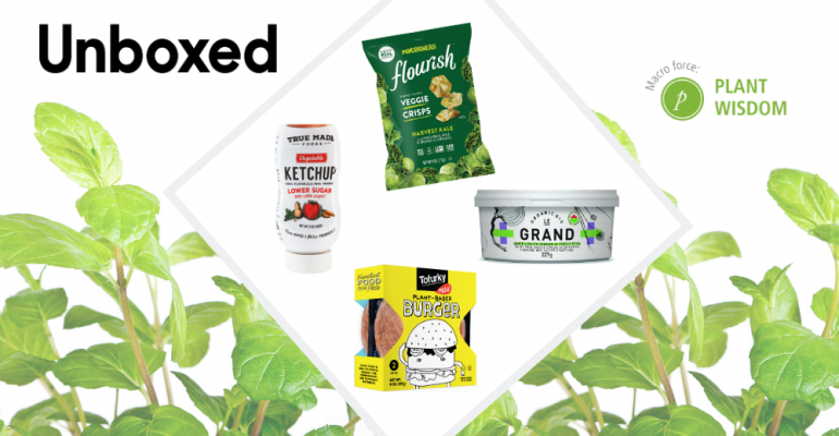 Unboxed: 10 brands to tempt the 'new vegan'