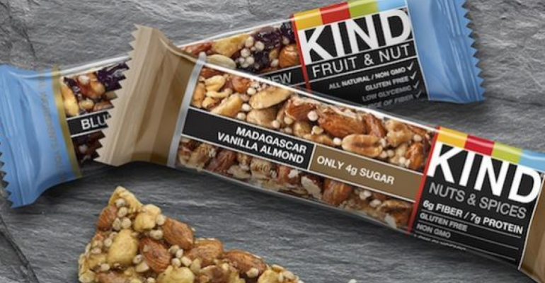 KIND received a warning letter from the FDA citing the conscious company for mislabeling its products as quothealthyquot because of a high fat content  yet the regulatory body seems to be way behind the state of nutrition science about the difference between good and bad fatsnbspRead the scuttlebutt here