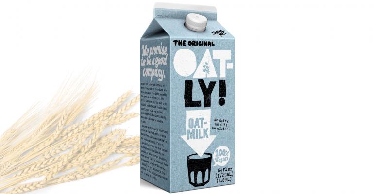 Oatly Oat-Milk