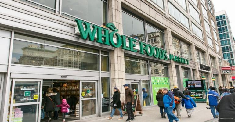 5@5: Amazon cuts prices of over 500 items at Whole Foods | Burger King partners with Impossible Foods