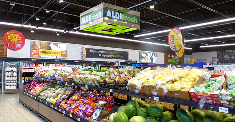 Aldi fresh produce (SN's Russell Redman)