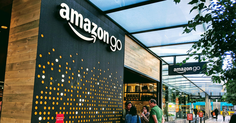 Amazon Go Seattle, Washington, store
