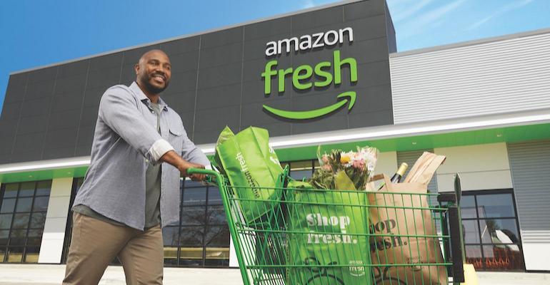 amazon fresh store exterior