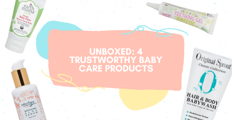 Baby personal care Unboxed 4