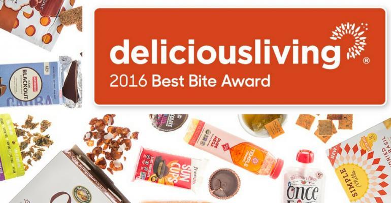 Delicious LIving Best Bite Awards 2016