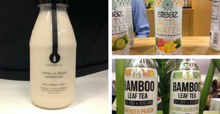 12 new beverages found at Natural Products Expo West 2016