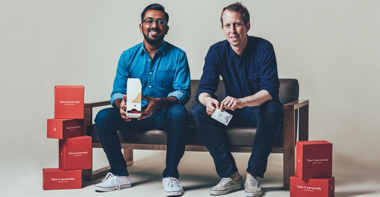 Care/of founders Akash Shah and Craig Elbert
