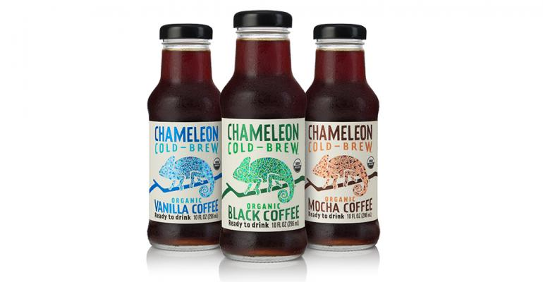 Austinbased Chameleon ColdBrewrsquos 100 percent organic fair trade coldbrew coffee has a presence in retail stores in all 50 states in the US Cofounder Chris Campbell told New Hope last year that the company was expecting ldquoexplosive growthrdquo and that seems to have been the case as it landed in the 140 spot on Incrsquos list