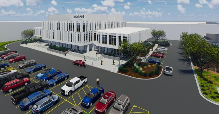 Chobani innovation center