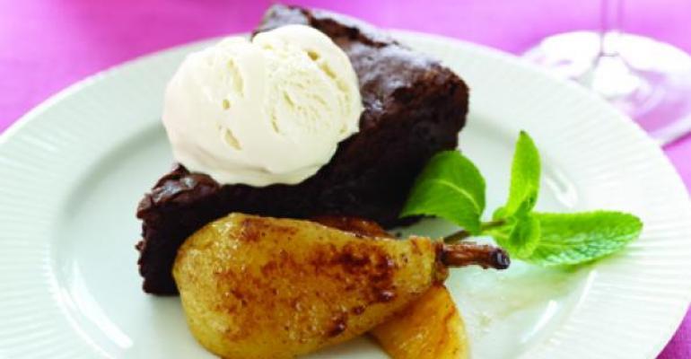 7 organic chocolate desserts