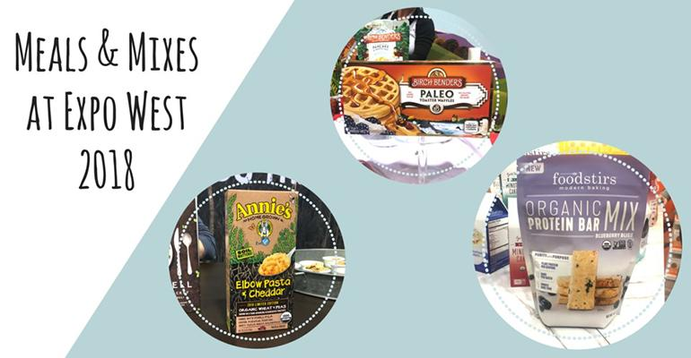 Meals and mixes promo image